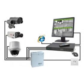 Калькулятор IP видеонаблюдения