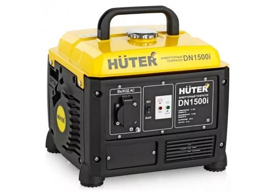 Huter DN1500i 4-тактовый бензиновый генератор инверторный