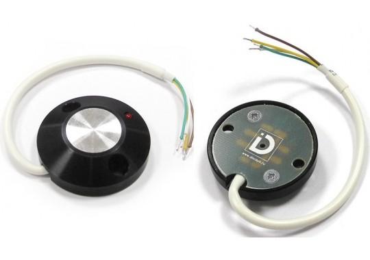 КН-05 кнопка выхода накладная с подсветкой