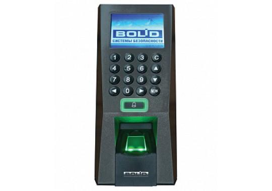 С2000-BioAccess-F18 Считыватель отпечатков пальцев с контроллером