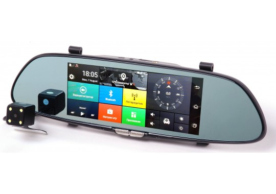 Автомобильный видеорегистратор Vizant-957NK