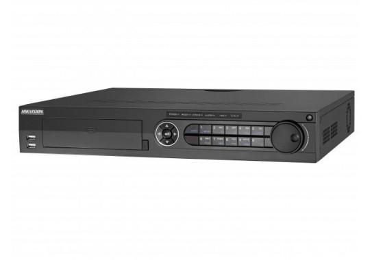 DS-8116HUHI-F8/N 16-канальный видеорегистратор