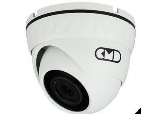 CMD-IP1080-WD3.6IR V2 купольная IP-видеокамера 3.6мм
