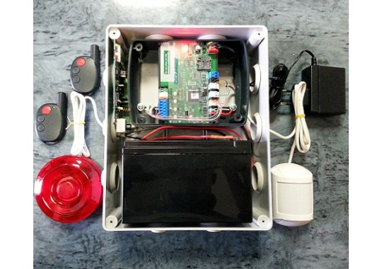 Пластиковый корпус для контроллеров