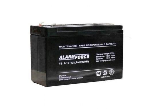 Аккумуляторная батарея 12В-7А/ч