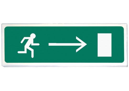 Призма-102 «Направление к выходу вправо» световое табло