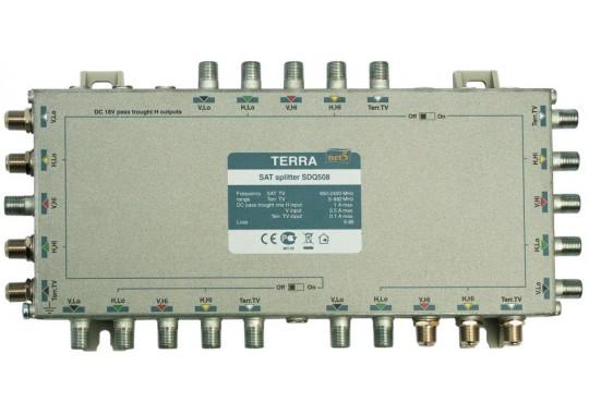 """Делитель SDQ-508 """"TERRA"""""""