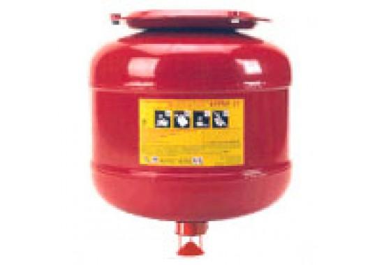 Буран-15КД-В модуль порошкового пожаротушения кратковременного действия (взрывозащищенный)