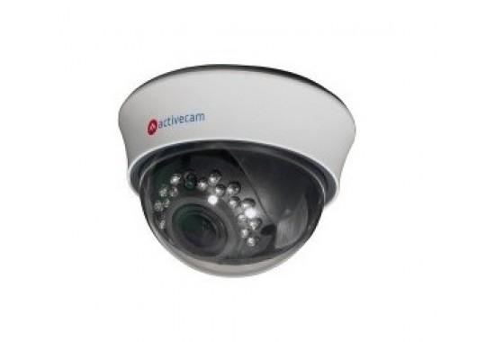 AC-TA383IR2 купольная HD-TVI-видеокамера 2.8-12мм