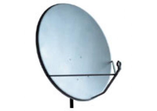 Спутниковая антенна 0.9х1м (с кронштейном), сталь, офсет