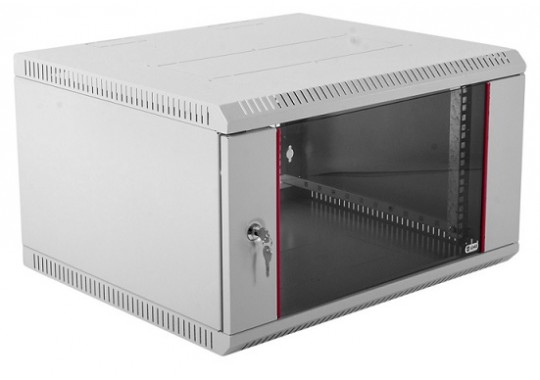 ШРН-Э-6.350 шкаф телекоммуникационный настенный разборный 6U (600х350)