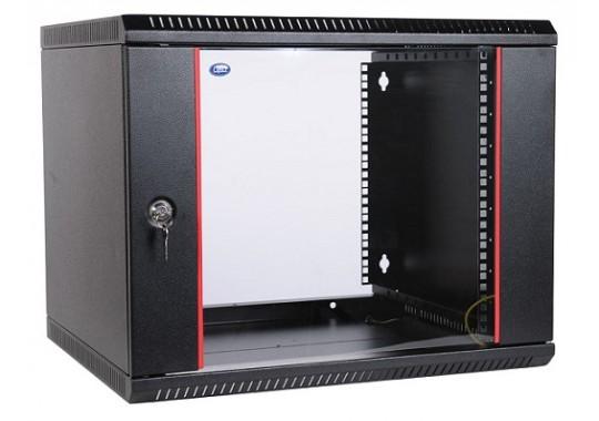 ШРН-Э-6.350-9005 шкаф телекоммуникационный настенный разборный 6U (600х350)