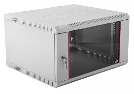 ШРН-Э-6.500 шкаф телекоммуникационный настенный разборный 6U (600х520)