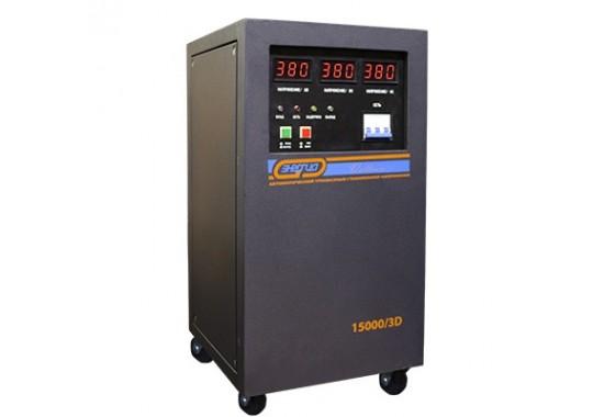 Voltron SVC-15000/3D 3-х фазный cтабилизатор напряжения