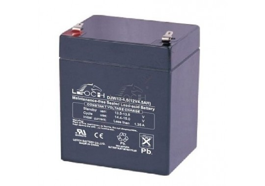 Аккумуляторная батарея 12В-4.5А/ч