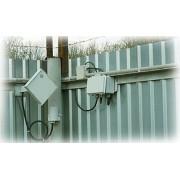 Беспроводные линейные радиоволновые средства обнаружения