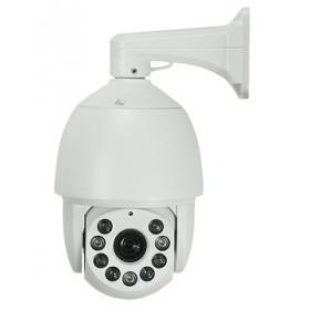Поворотные управляемые цветные видеокамеры