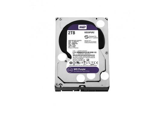 Жесткий диск Western Digital WD Purple Purz 2TB