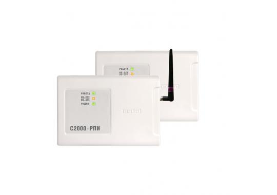 С2000-РПИ, С2000-РПИ исп.01 радиоповторители интерфейсов