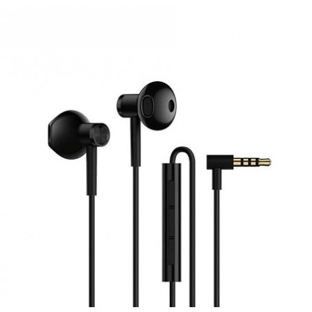 Наушники Mi Dual Driver Earphones Black