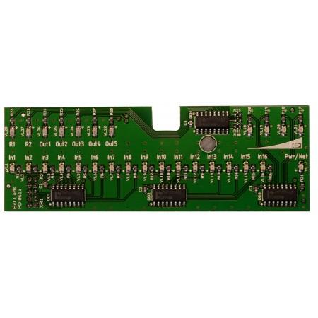 Плата расширенной индикации ExtLeds (L) для контроллеров CCU825
