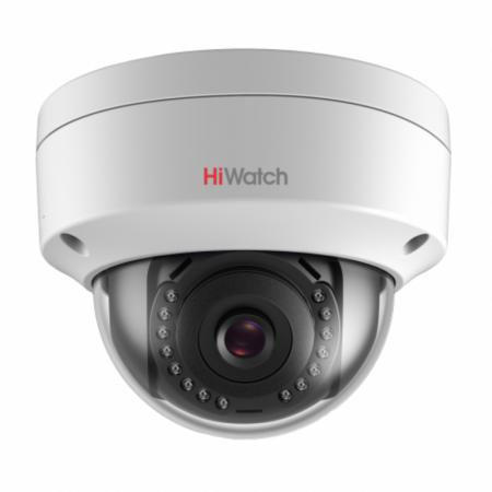 DS-I102 купольная IP-видеокамера 2.8мм