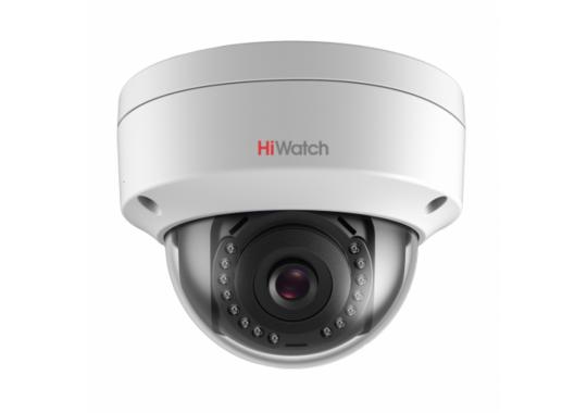 DS-I252 купольная IP-видеокамера