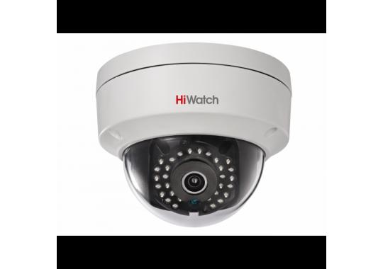 DS-I122 купольная IP-видеокамера