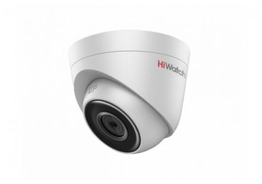 DS-I253 купольная IP-видеокамера