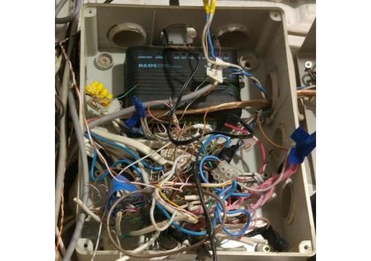 Демонтаж оборудования