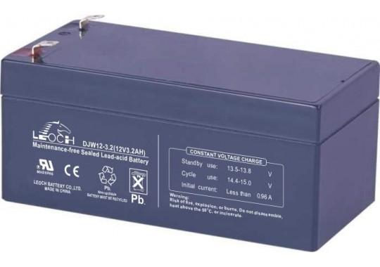 Аккумуляторная батарея 12В-3.2А/ч