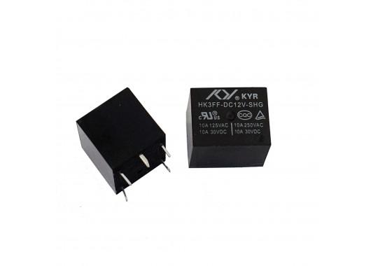 HKFF-DC12V-SHG реле электромагнитное 12В