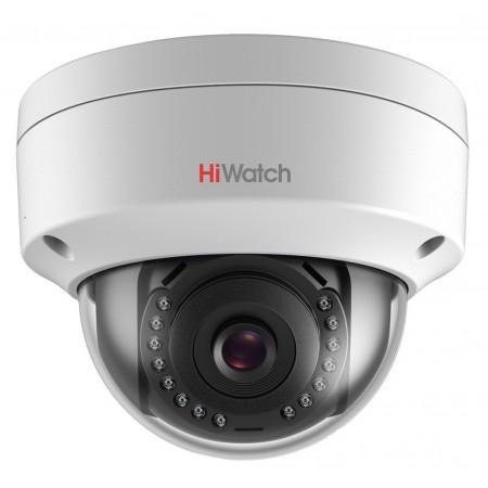 DS-I202 антивандальная IP-видеокамера высокого разрешения 1920×1080, 0.01лк,