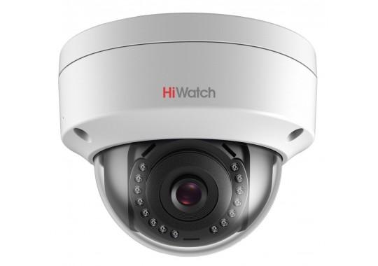 DS-I202(C) купольная IP-видеокамера
