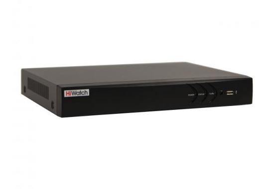 DS-N308/2(B) 8-канальный IP-регистратор