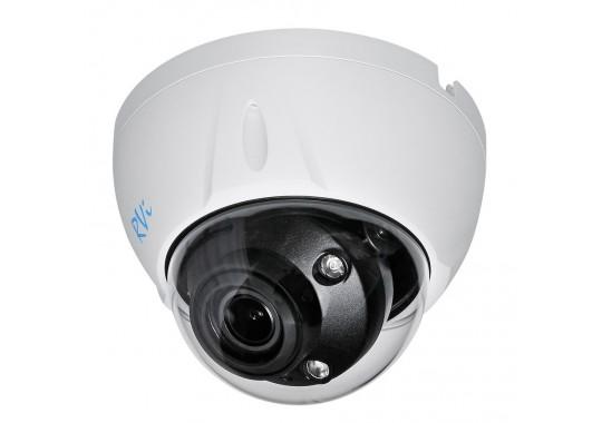 RVi-HDC321V (2.7-12) Видеокамера купольная мультиформатная
