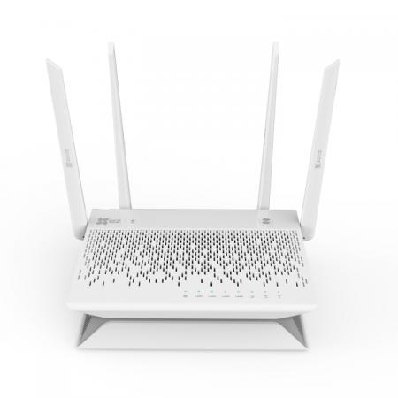 EZVIZ Vault Plus 8-канальный регистратор с Wi-Fi роутером