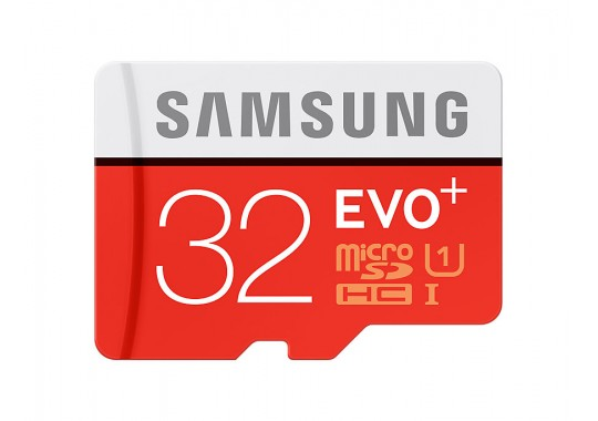 Карта памяти EVO Plus V2 microSDHC