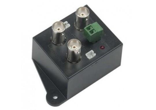 CD102HD усилитель и разветвитель видеосигнала HDCVI/HDTVI/AHD/CVBS