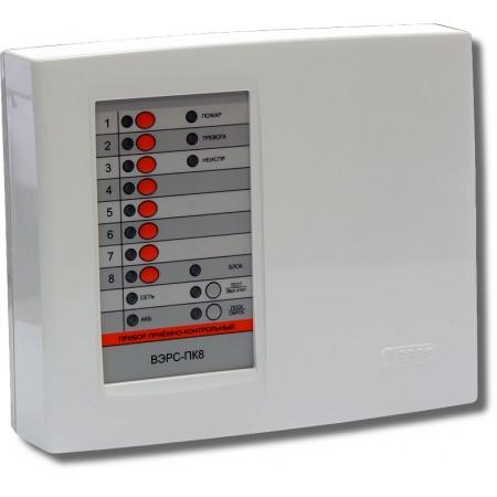 ВЭРС-ПК 2П версия 3.2 прибор приемно-контрольный охранно-пожарный на 2 шлейфа
