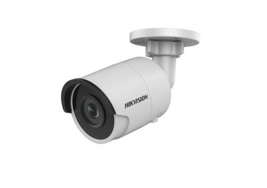 DS-2CD2083G0-I уличная цилиндрическая IP-камера с  ИК-подсветкой до 30м