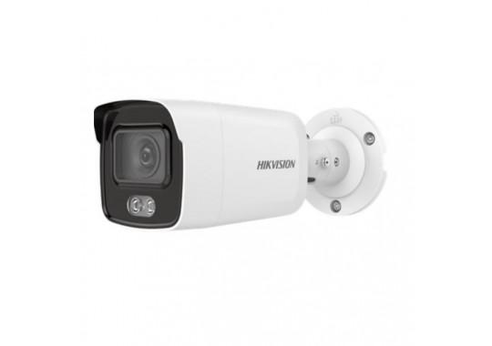 DS-2CD2047G1-L уличная цилиндрическая IP-камера с  ИК-подсветкой до 30м