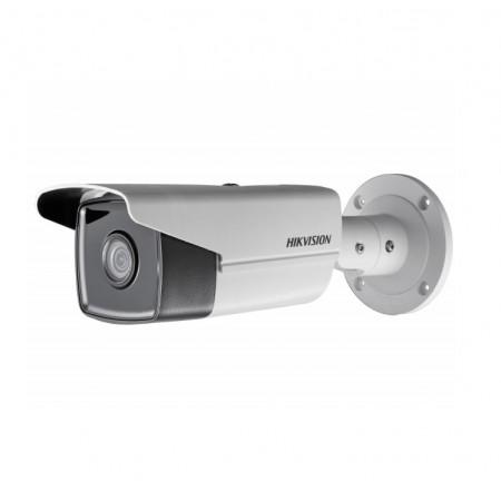 DS-2CD2T23G0-I5 уличная цилиндрическая IP-камера с  ИК-подсветкой до 50м