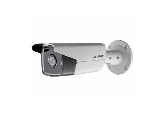 DS-2CD2T43G0-I5 уличная цилиндрическая IP-камера с ИК-подсветкой до 50м