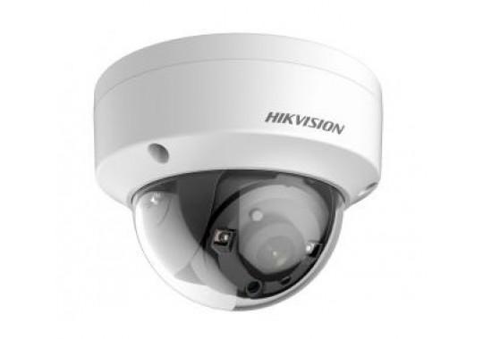 DS-2CE56D8T-VPITE уличная купольная HD-TVI камера с EXIR-подсветкой до 20 м