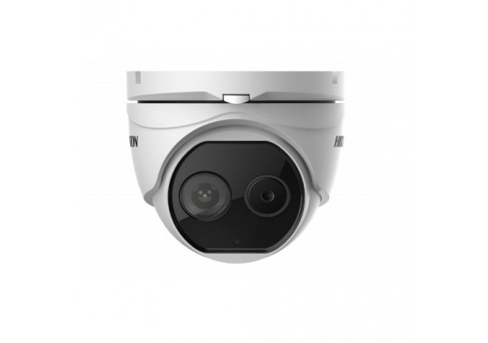 DS-2TD1217B-3/PA тепловизионная купольная IP-видеокамера