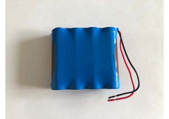 LiFePO4 12.8 В / 1.5 А·ч встроенный аккумулятор для контроллеров CCU