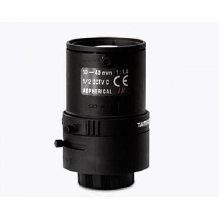 Tamron 12VM1040ASIR варифокальный объектив с ИК-коррекцией 10-40мм