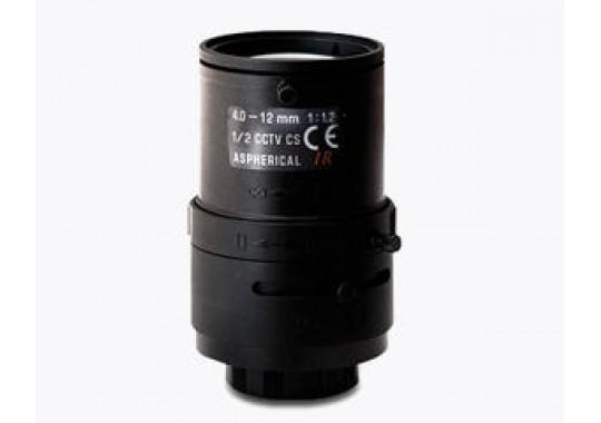 Tamron 12VM412ASIR варифокальный объектив с ИК-коррекцией 4-12мм
