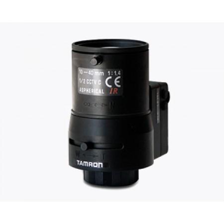Tamron 12VA1040ASIR варифокальный объектив с ИК-коррекцией 10-40мм